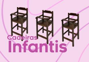 Cadeiras Infantis